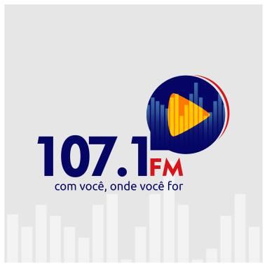 107.1 FM Pindamonhangaba