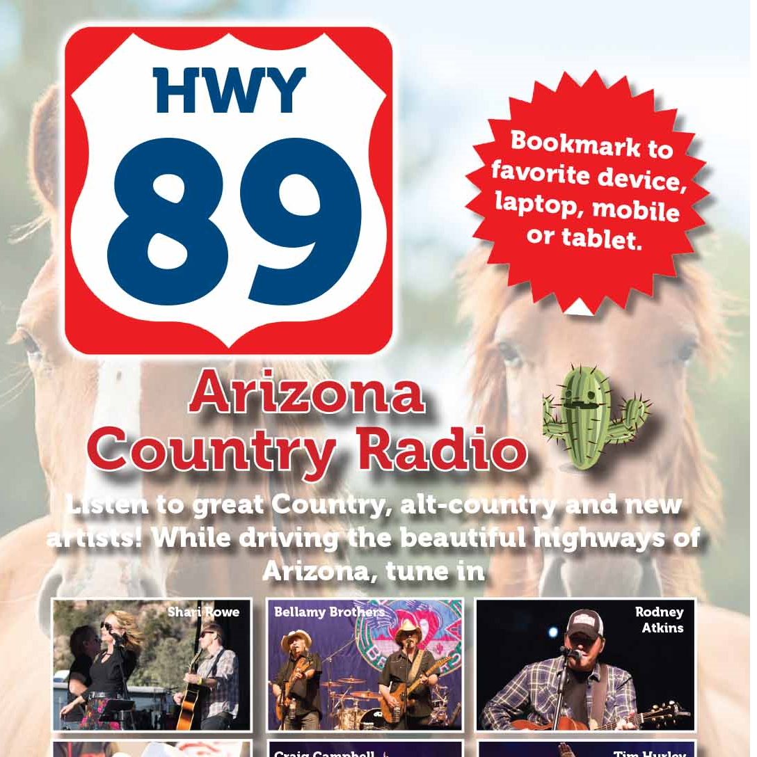 Hwy89 Arizona Country Radio