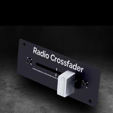 Radio Crossfader