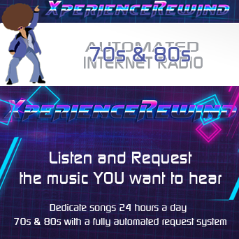 XperienceRewind 70s & 80s | Fully Automated Requests