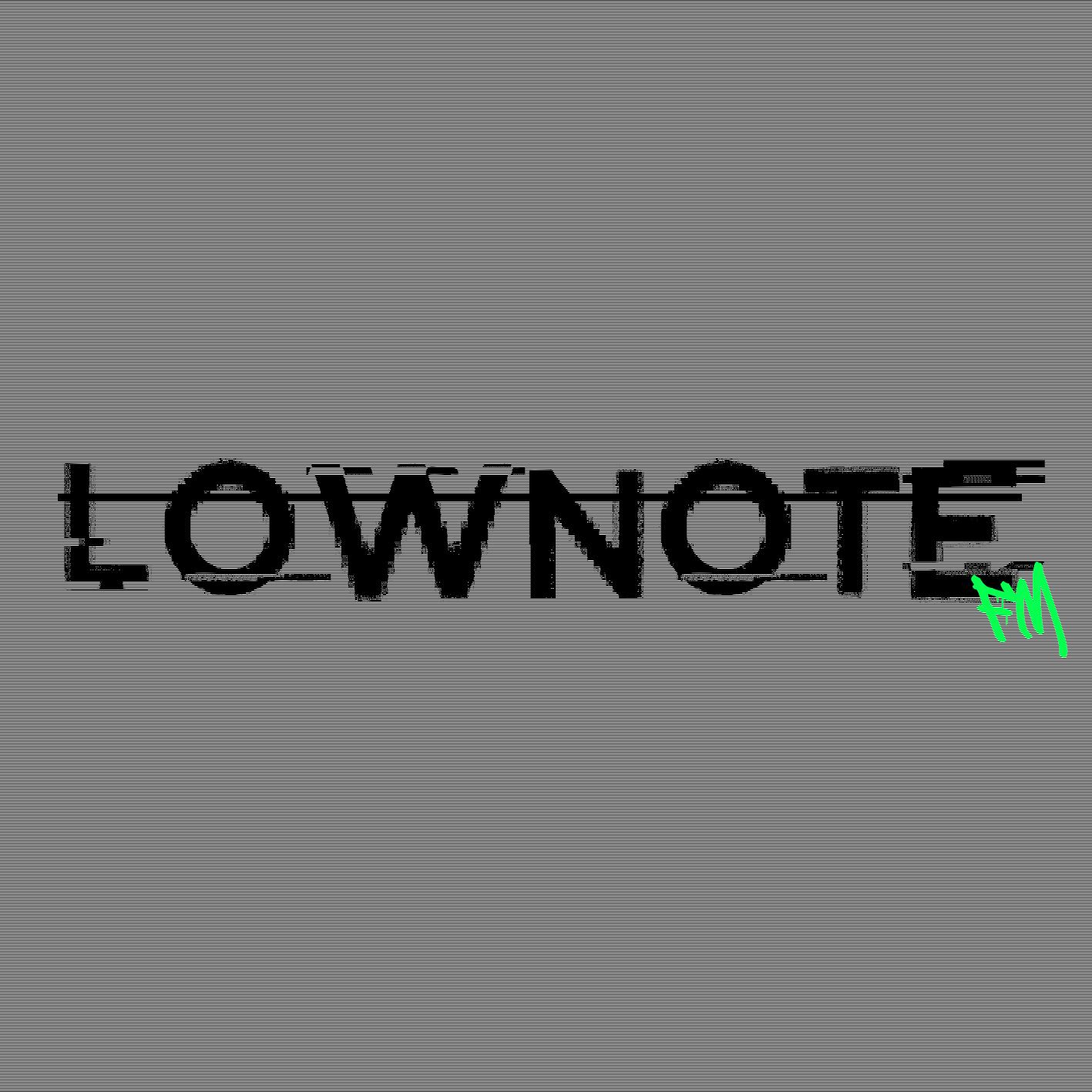 LowNoteFM