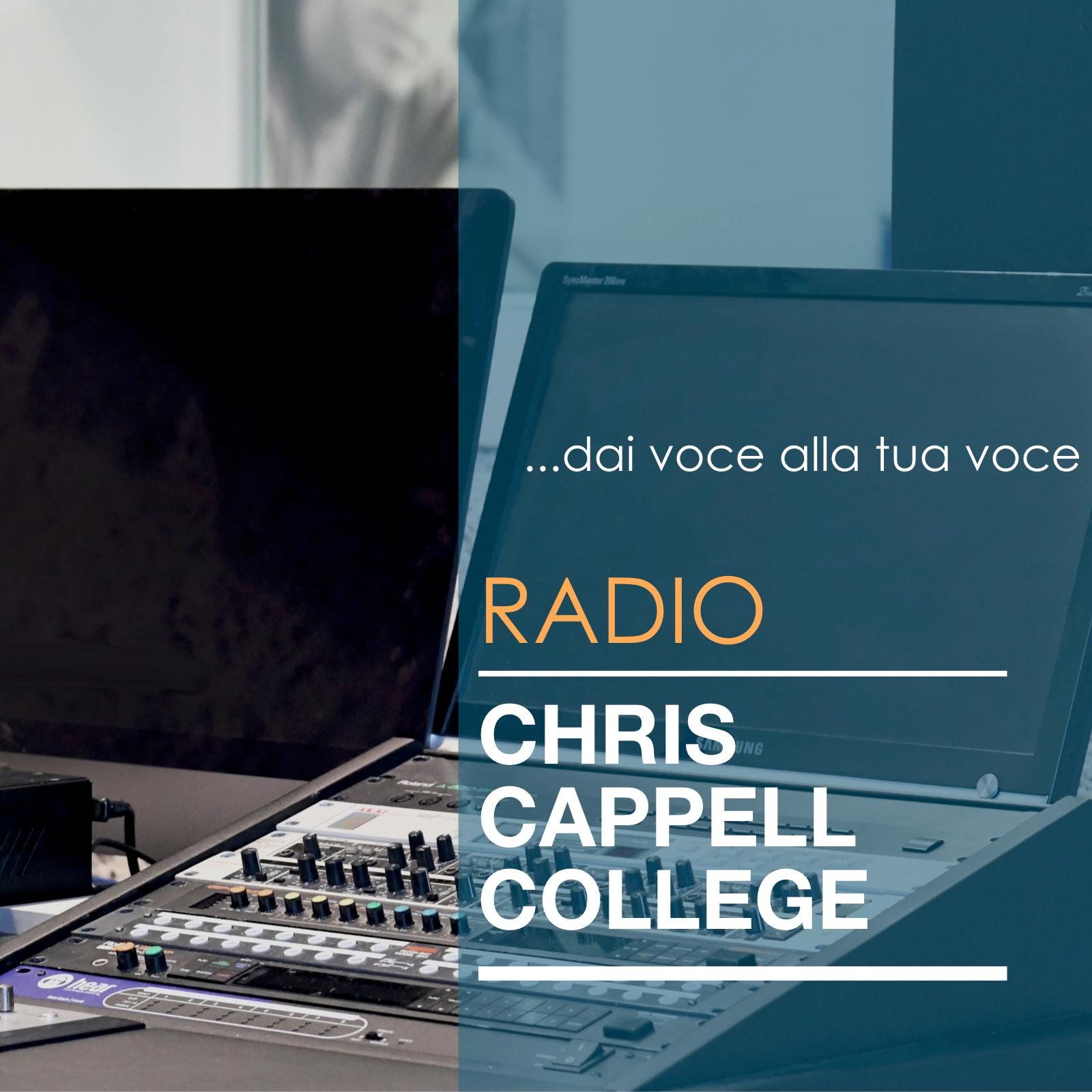 ChrisCappellCollegeRadio
