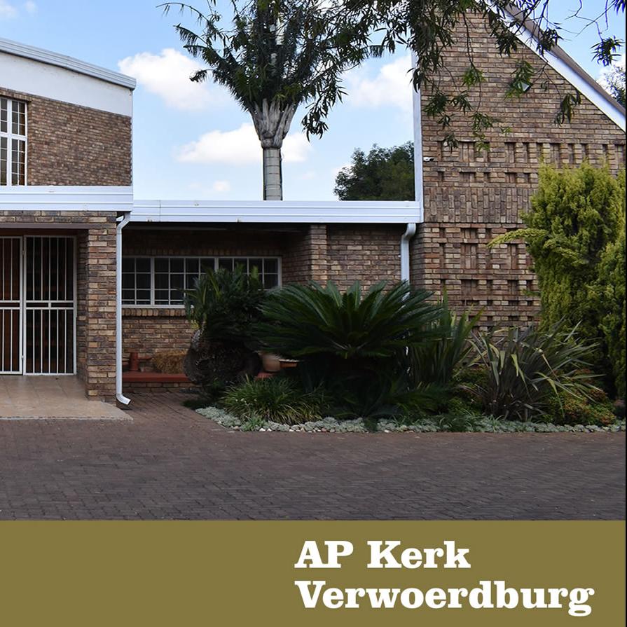 AP Kerk Verwoerdburg Uitsendings