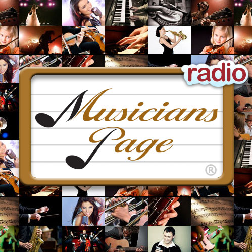 Musicians Page Radio