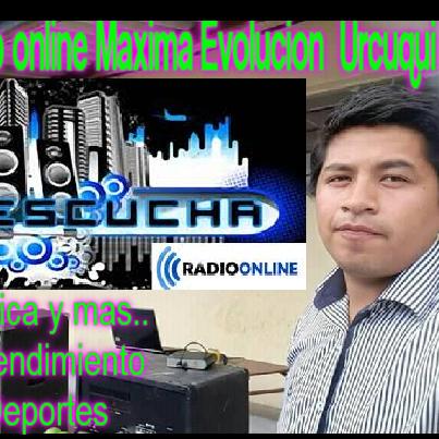 radio maxima evolucion  urcuqui