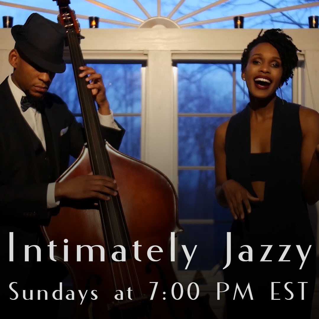 Intimately Jazzy Radio