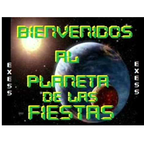 El Planeta de Las Fiestas