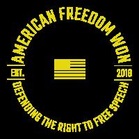 American Freedom Won
