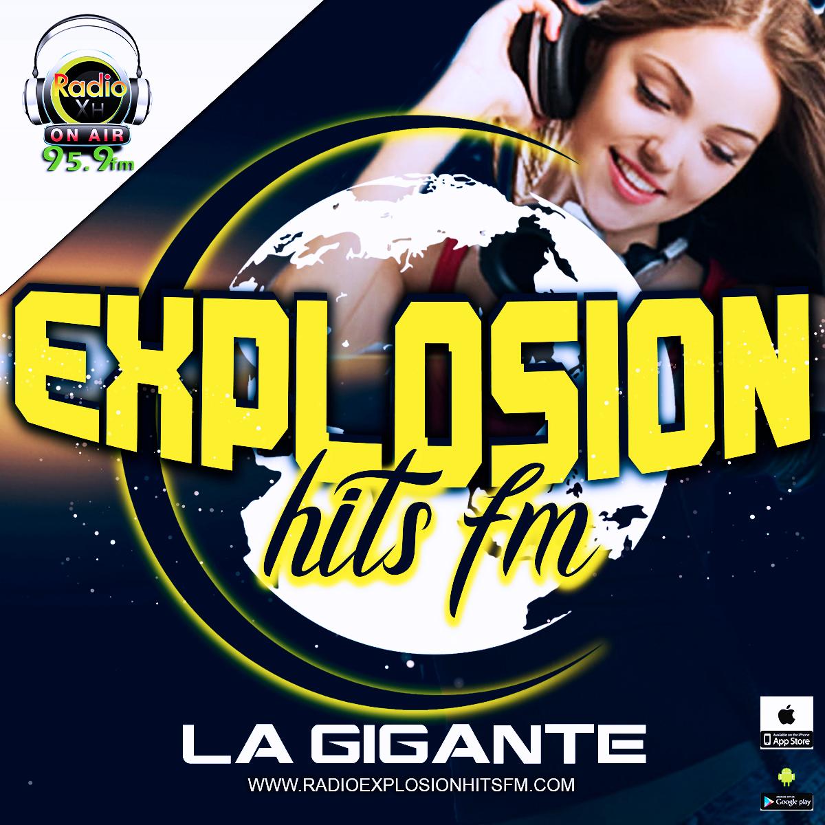 RadioExplosionHitsFM95.9