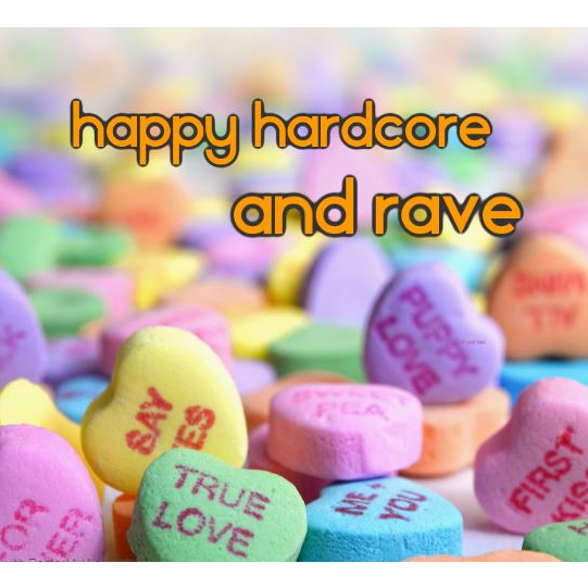 Happy Hard and Rave