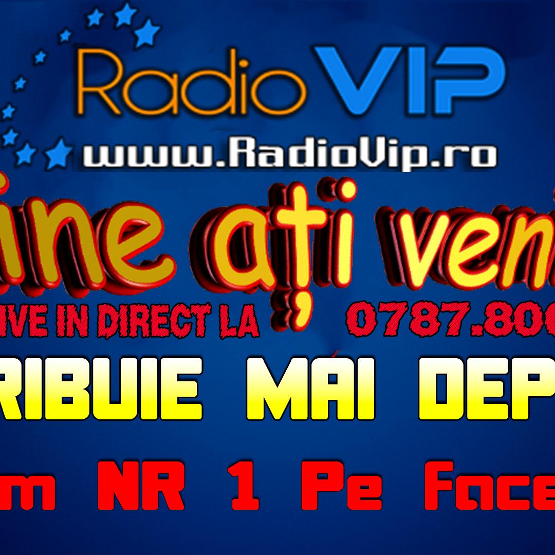 Radio VIP  Romania www.RadioVip.ro