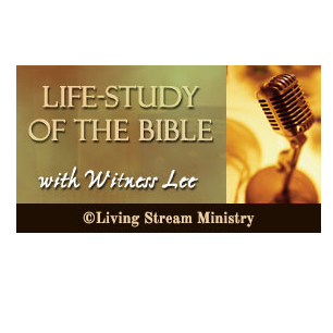 Life Study of the Bible