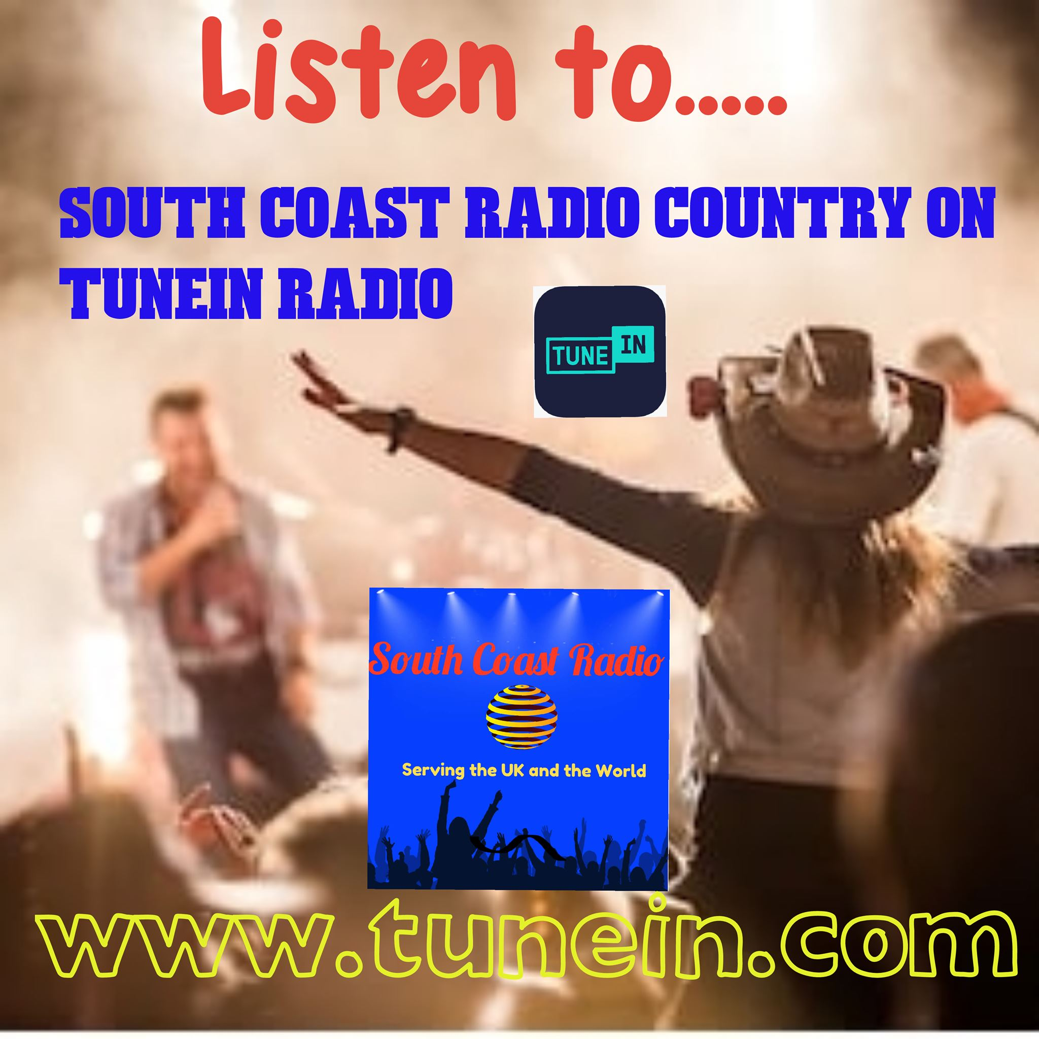 South Coast Radio Country Uk