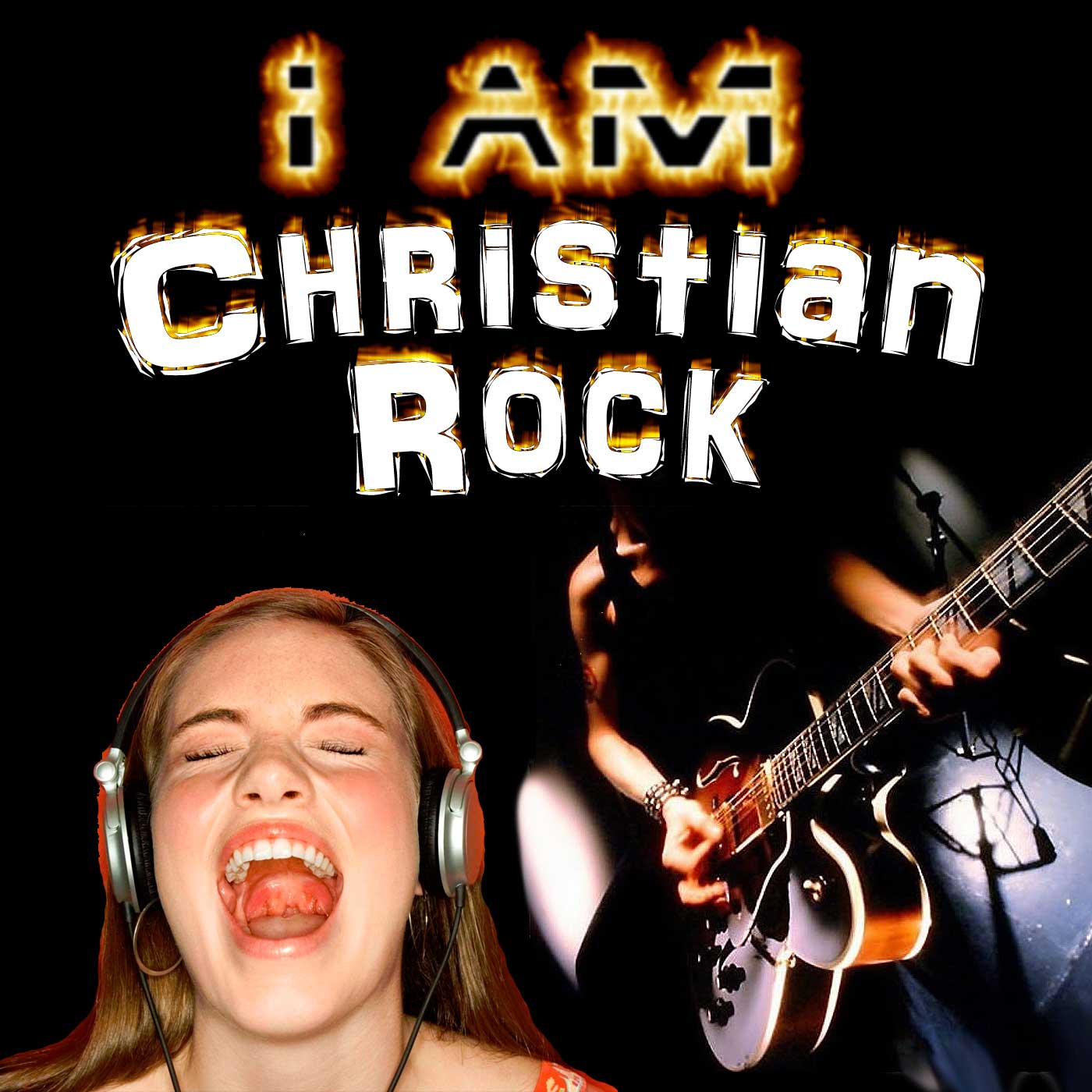 I AM Christian Rock