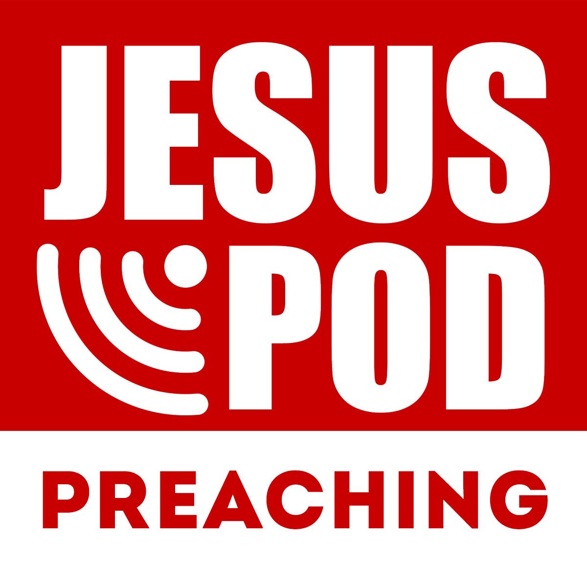 Jesus POD Preaching