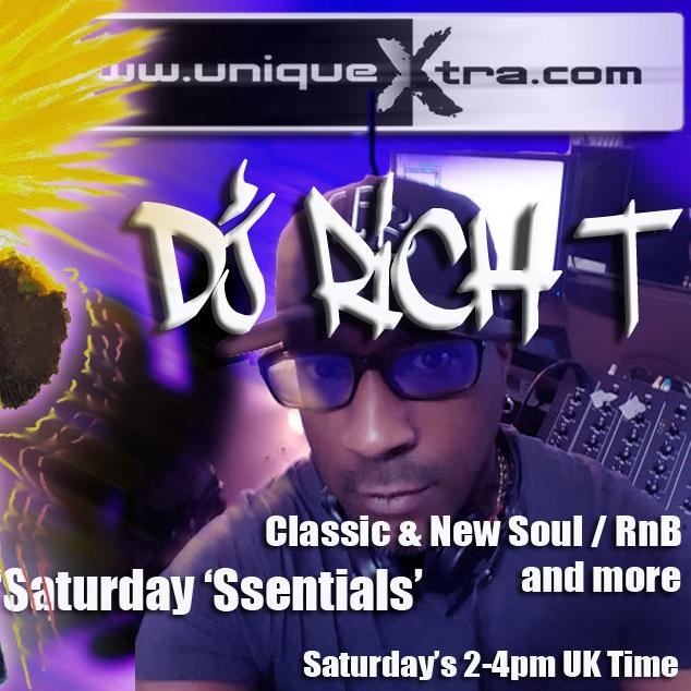 DJ Rich T Classic & Neo Soul / RnB & Hip Hop