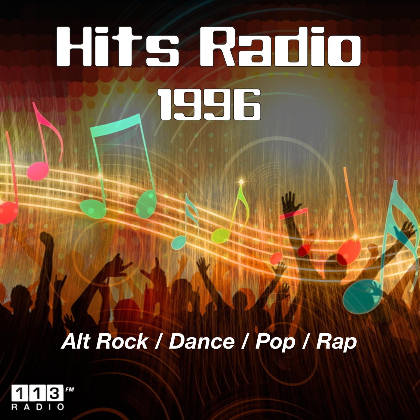 113.fm Hits Radio - 1996
