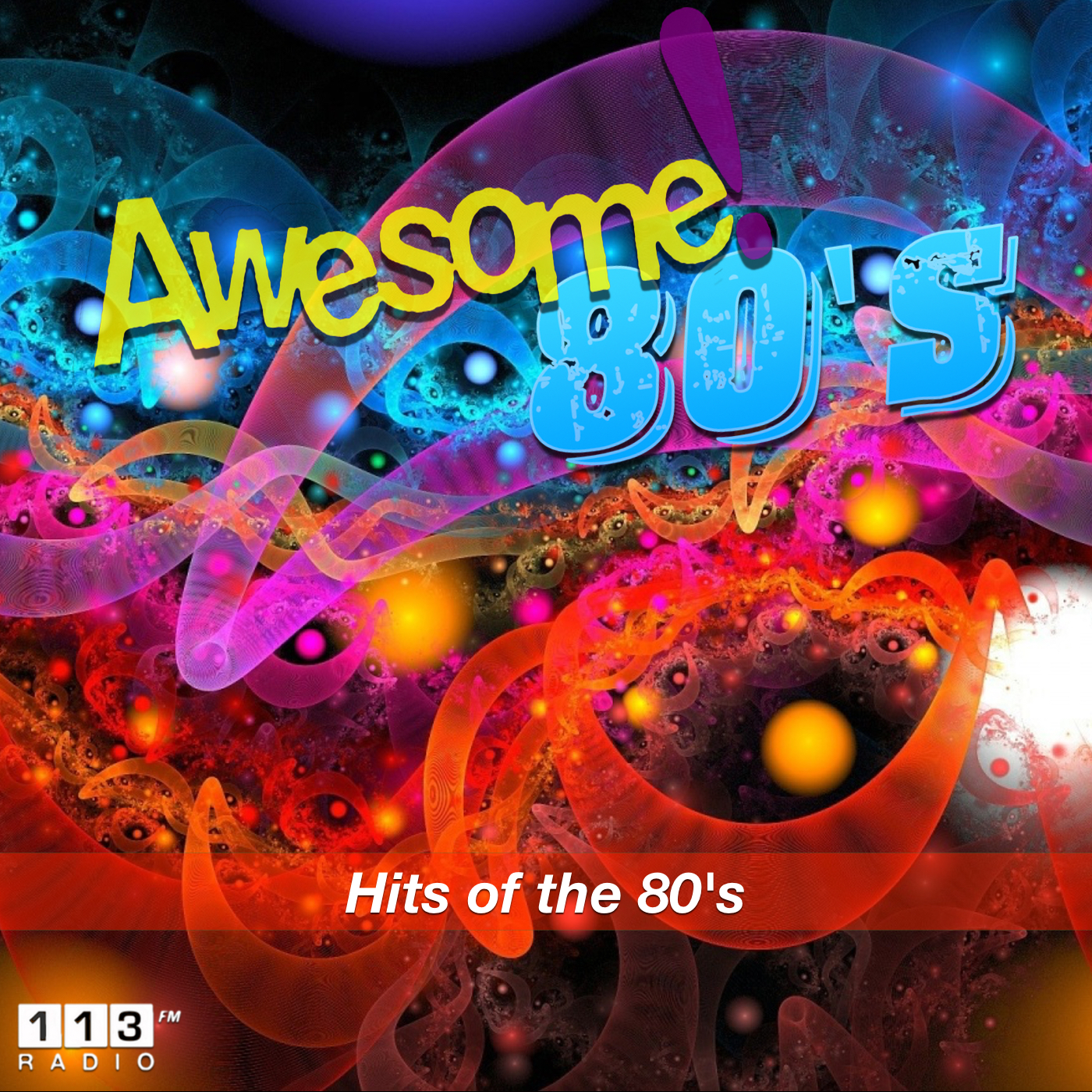 113.fm Awesome 80's (HD)