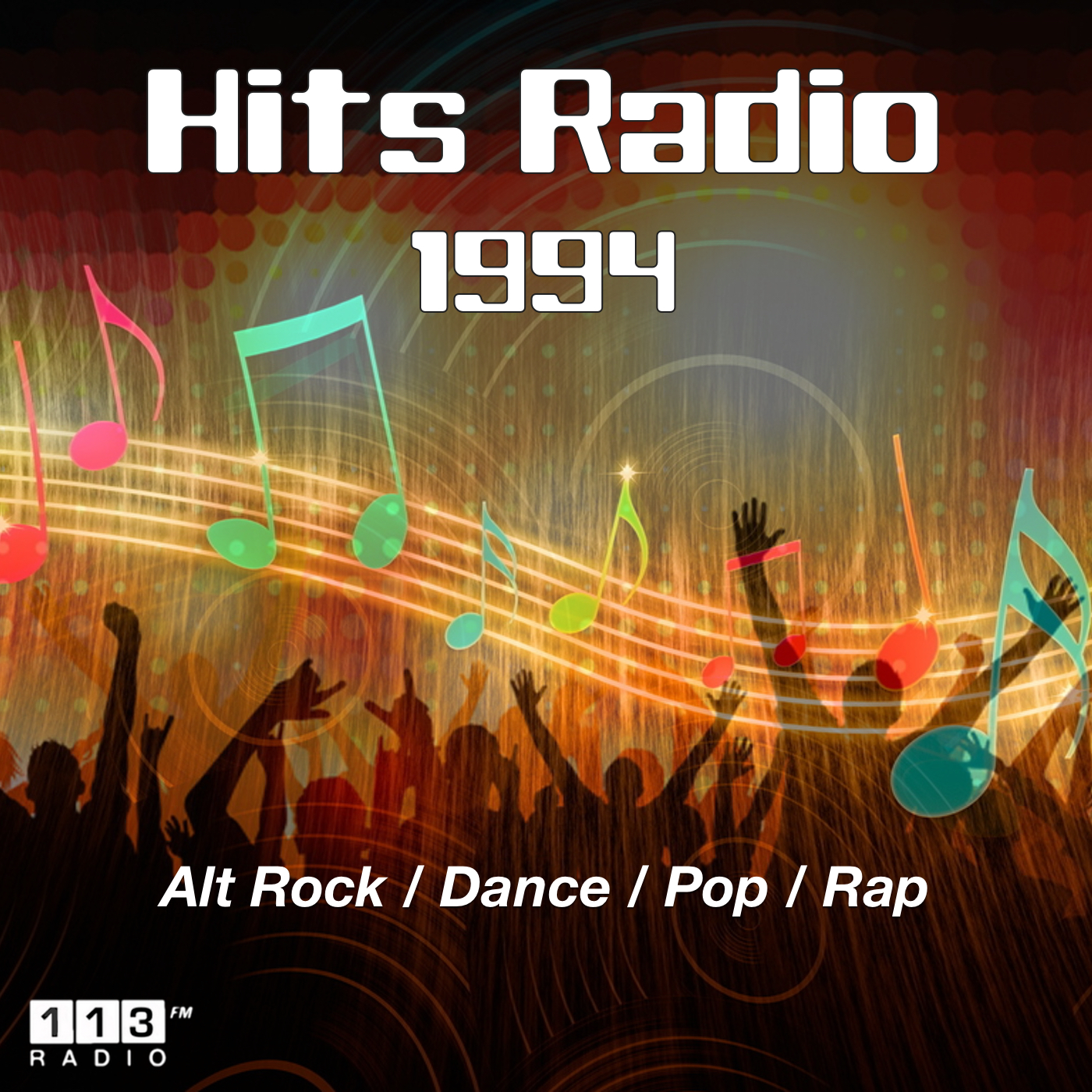 113.fm Hits Radio - 1994