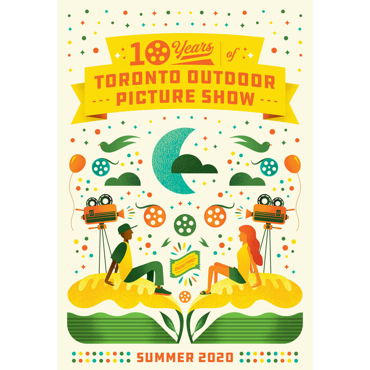 Toronto Outdoor Picture Show at Fort York