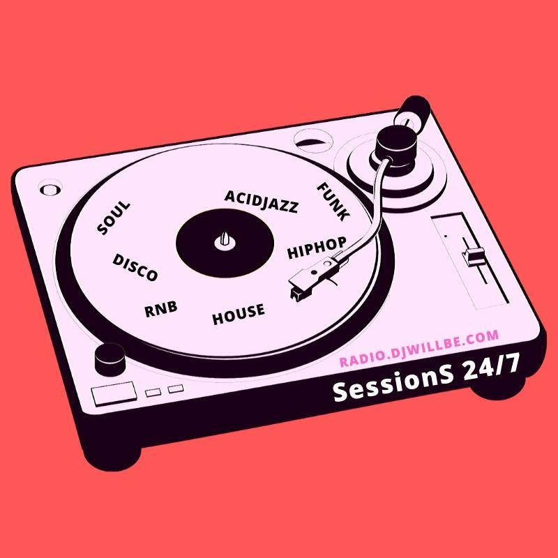 SessionS RADIO dj 24/7