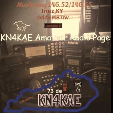 KN4KAE Amateur Radio