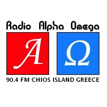 RADIO ALPHA OMEGA - 90.4 FM - CHIOS ISLAND GREECE