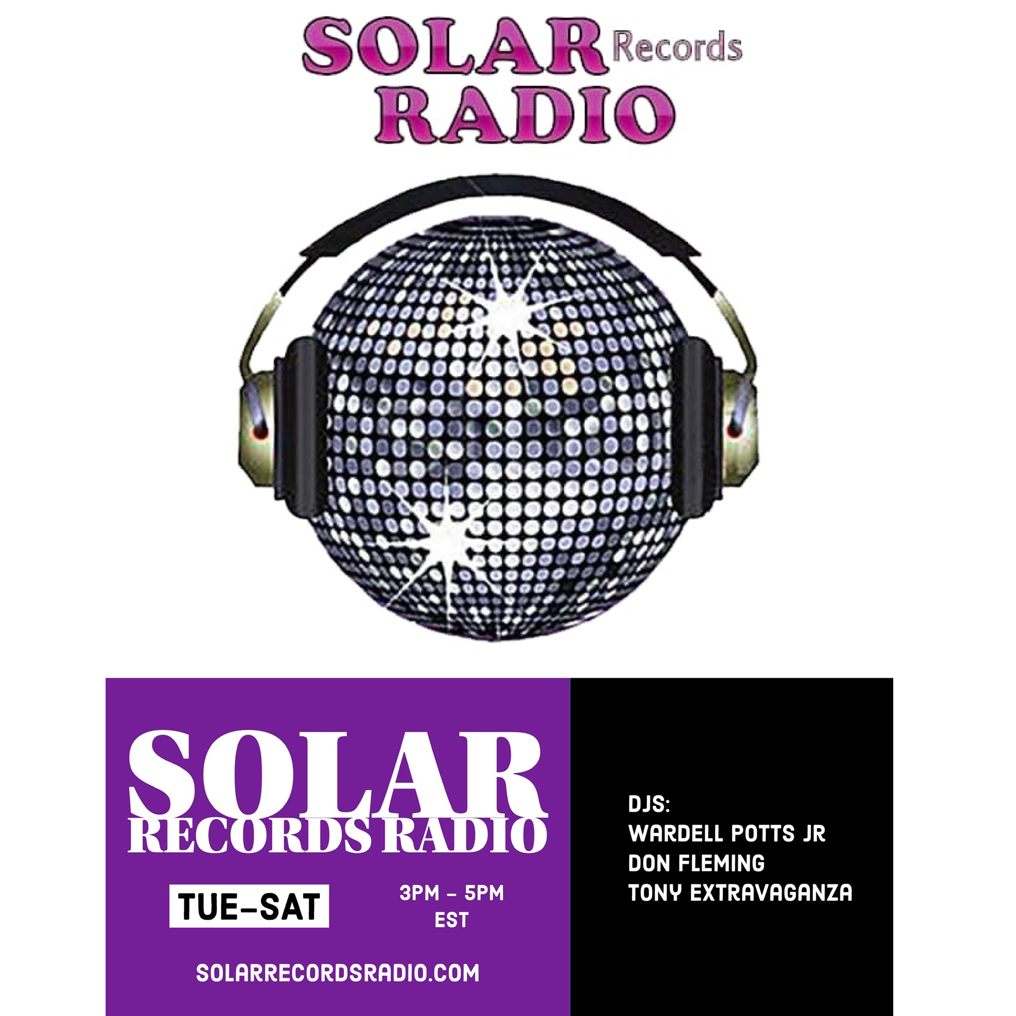 Solar Records Radio