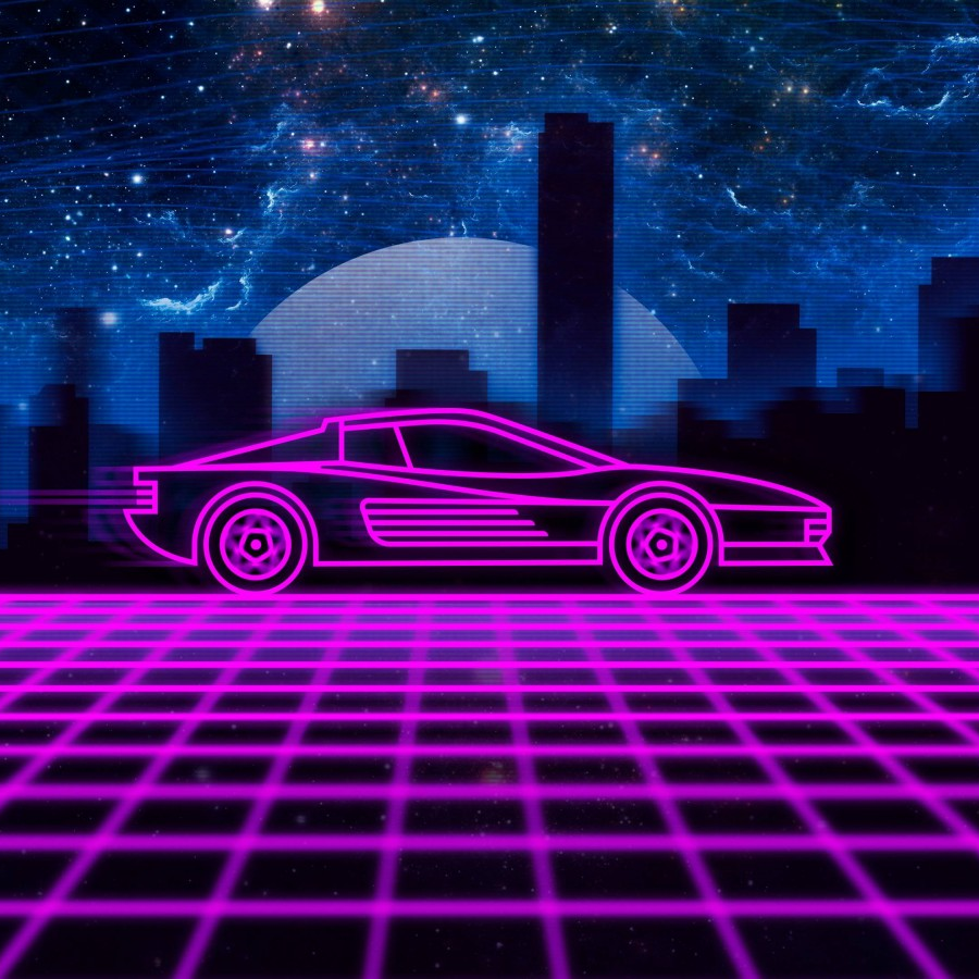 New Synthwave Gamers Radio