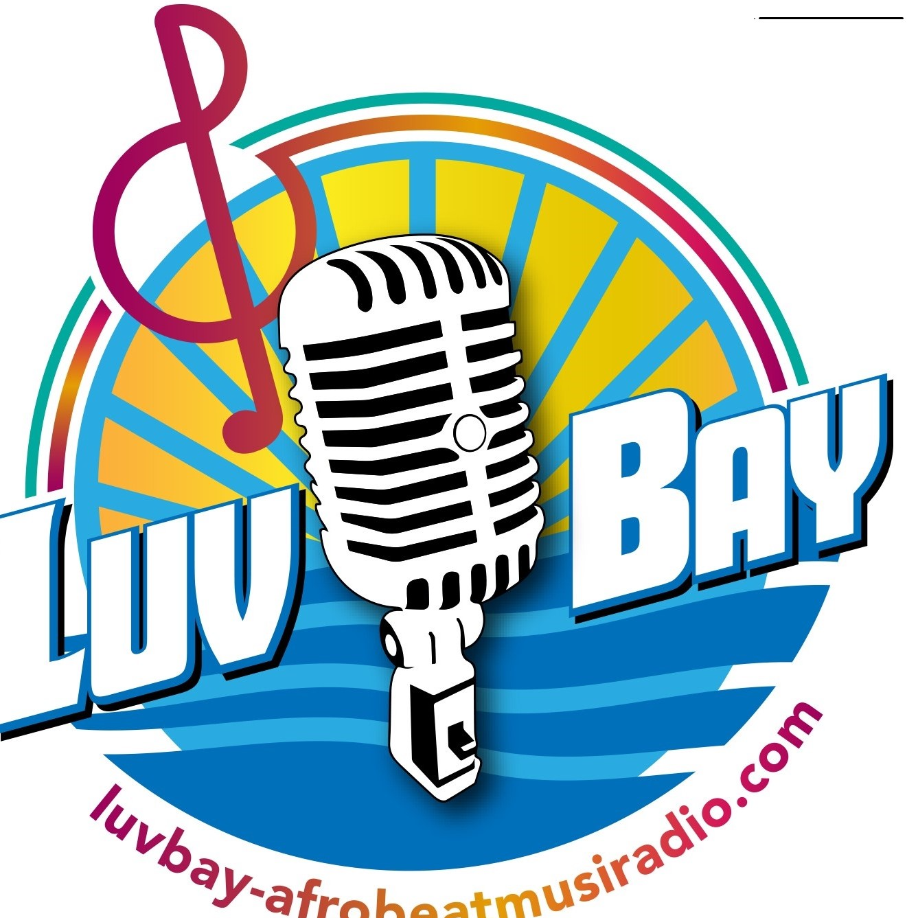 LuvBay Afrobeat Music Talk Radio