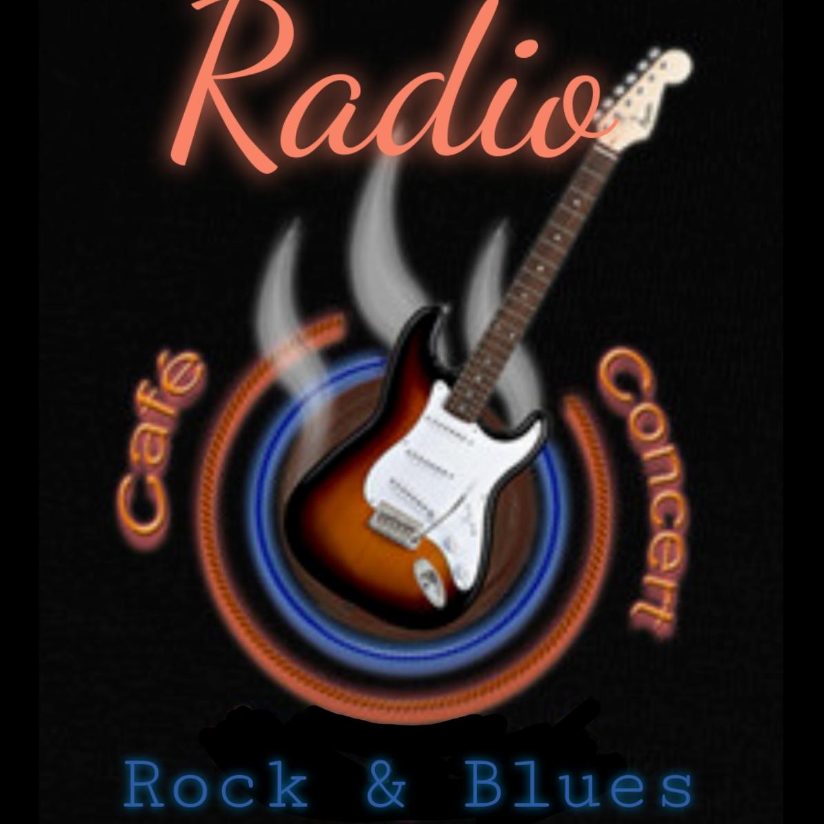 Cafe Concert Radio Rock & Blues