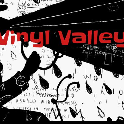Vinyl Valley Station