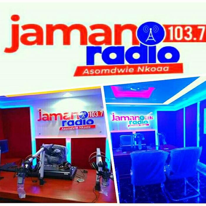 Jaman Radio 103.7 Drobo