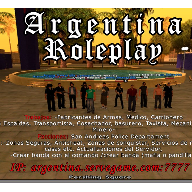 ArgentinaRoleplay