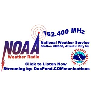 KHB38 Atlantic City NOAA Weather Radio