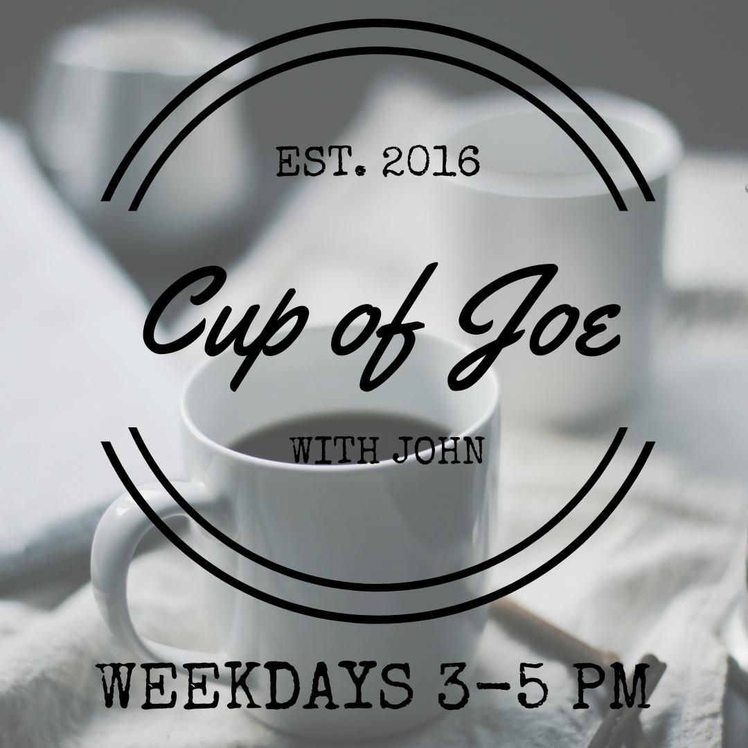 Cup of Joe w/John
