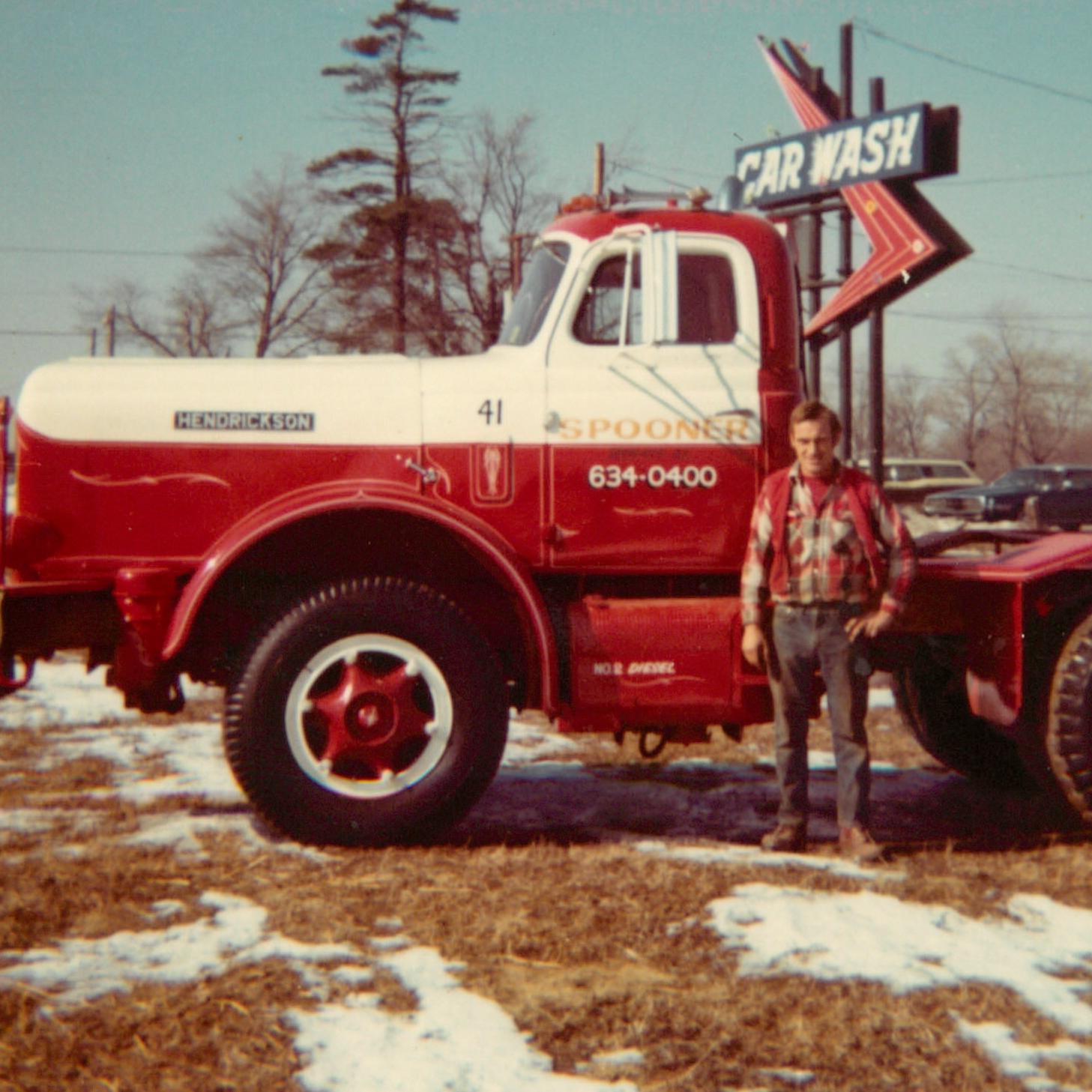 Long Haul Trucker Radio