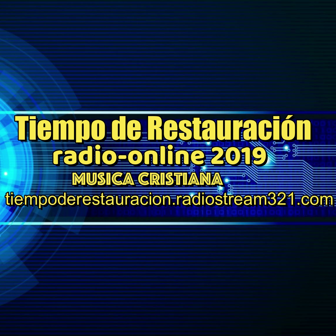 PROGRAMA TIEMPO DE RESTAURACION ONLINE