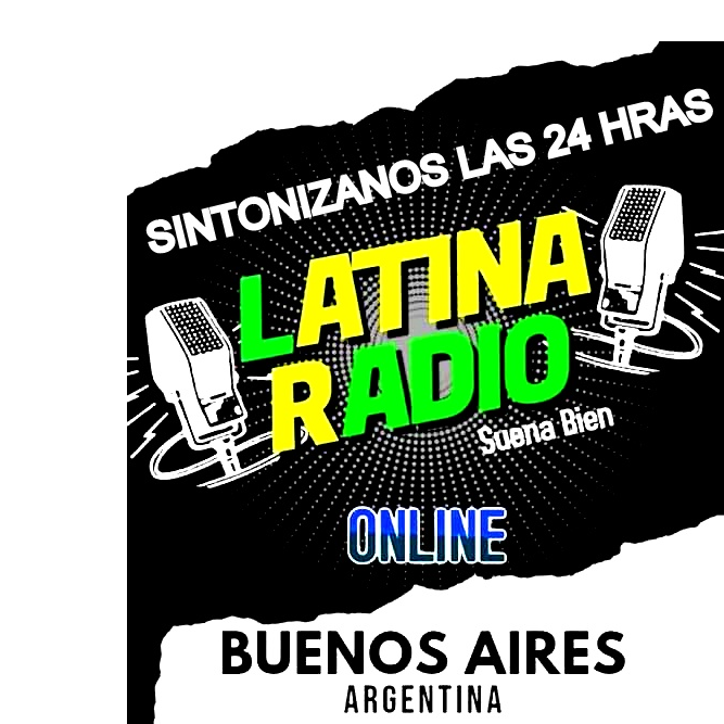 LATINA RADIO ¡SUENA BIEN!