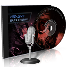 Bass Station DnB on MixLive.ie