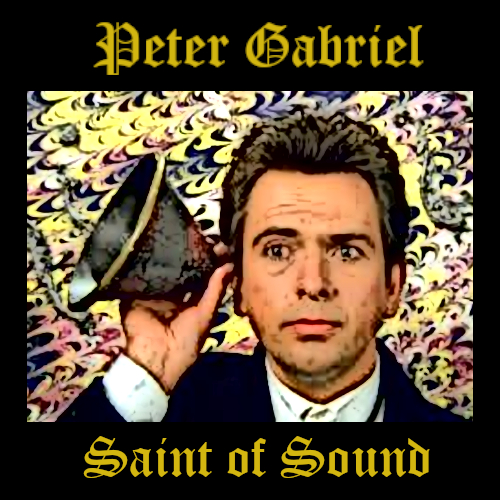 The Face of Music - Peter Gabriel