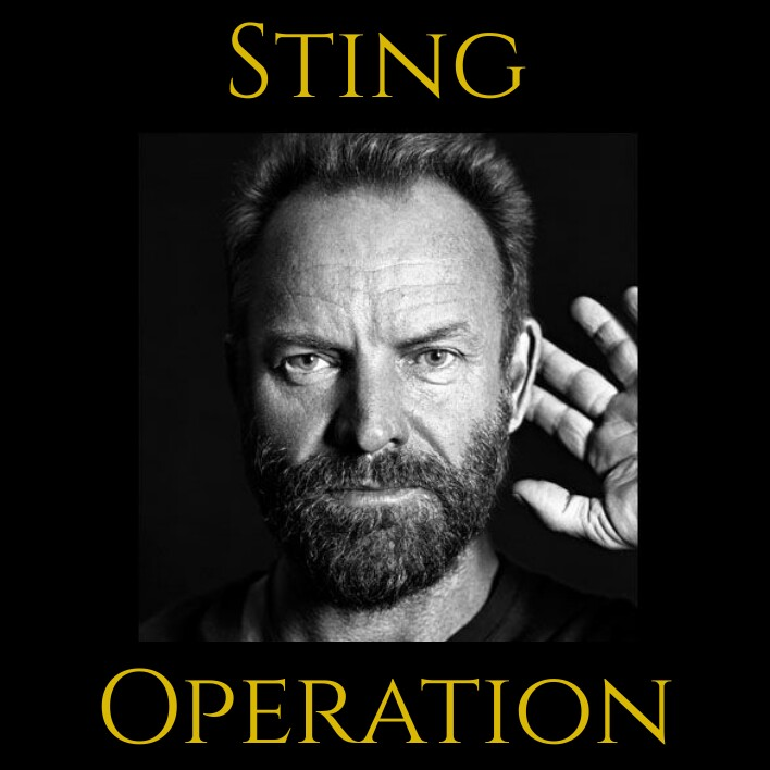 The Face of Music - Sting Operation