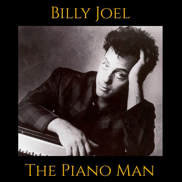 The Face of Music - Billy Joel The Piano Man