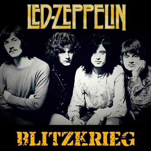 The Face of Music - Led Zeppelin Blitzkrieg