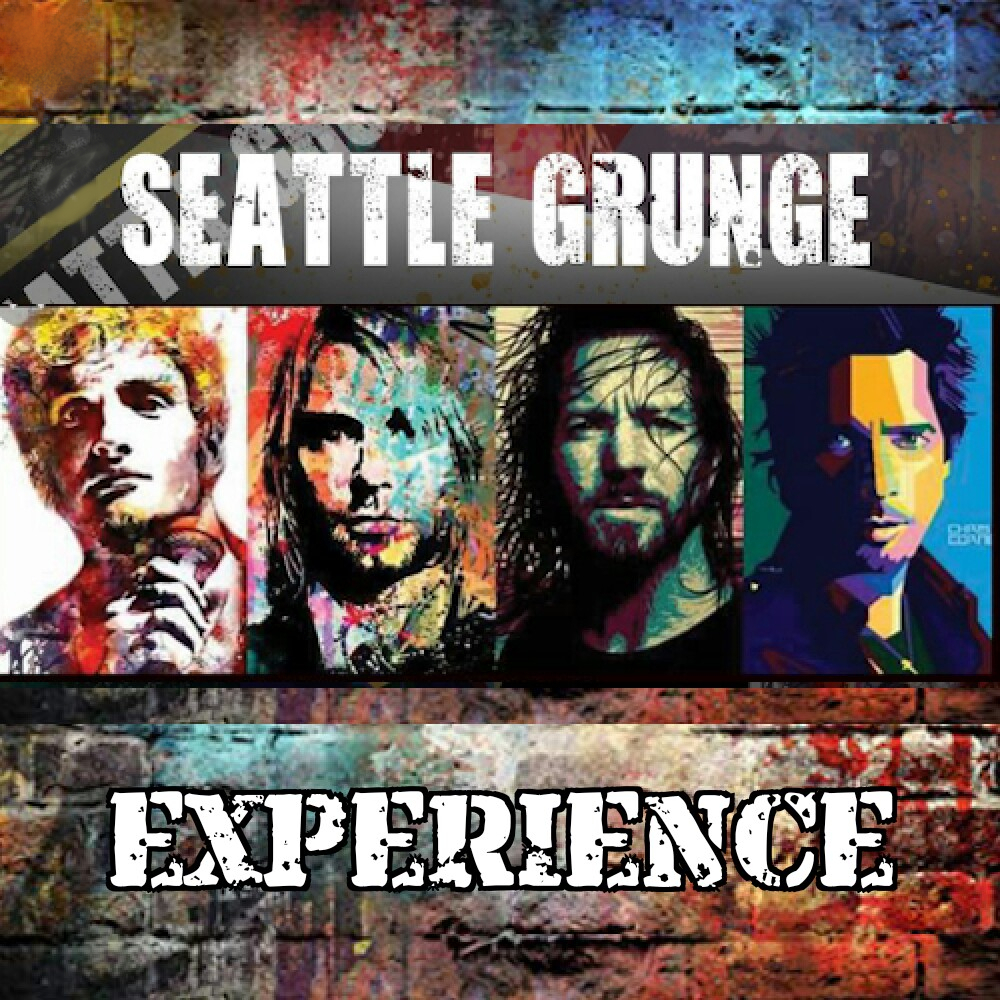 The Face of Music - Seatle_Grunge