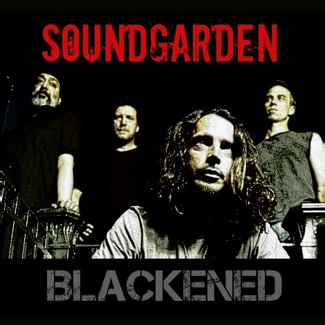 The Face of Music - Soundgarden Blackened