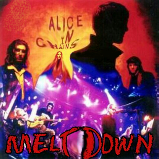 The Face of Music - Alice in Chains Meltdown