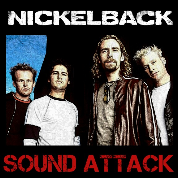 The Face of Music - Nickelback Sound Attack
