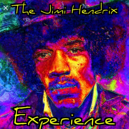 The Face of Music - The Jimi Hendrix Experience