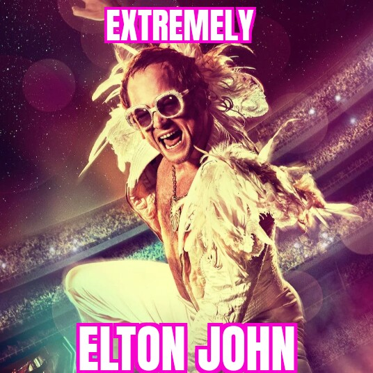 The Face of Music - Extremely Elton John